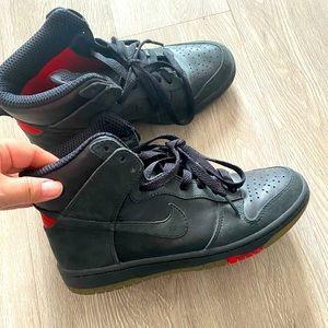 Slim Nike dunk high tops!